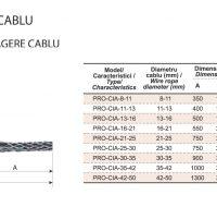 PRO-CIA Ciorapi de Tragere Cablu