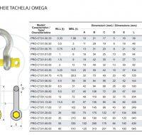 PRO-CT.01 Cheie Tachelaj Omega