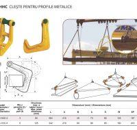 PRO-HHC Cleste pentru Profile Metalice