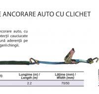 PRO-LSA Chinga de Ancorare Auto cu Clichet