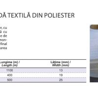 PRO-POL Banda Textila din Poliester