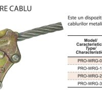 PRO-WRG Maner Strangere Cablu